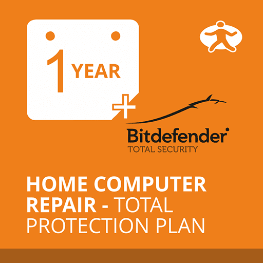 Ris Home Computer Repair Yearly Total Protection Plan