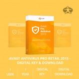 Avast Antivirus Pro 2015
