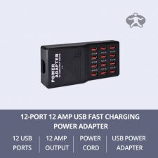USB Fast Charging Power Adapter