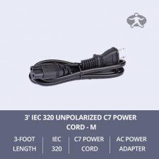C7 Power Cord