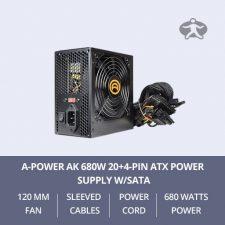 ATX Power Supply w/SATA
