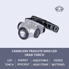 Camelion-TRAVLite-Mini-LED-Head-Torch