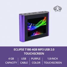 Eclipse-T180-4GB-MP3-USB-2.0-Touchscreen