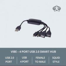 VIBE-–-4-Port-USB-2.0-Smart-HUB