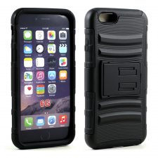 Apple-iPhone-6-TPE-holster-combo-case-belt-clip-black2-1000x1000