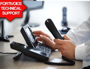 fortivoicetechnical support