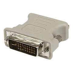 StarTech DVI To VGA Male to Female Cable Adapter Beige
