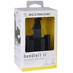 Scosche handleIT II Bike Mount for iPhone 4 BOX